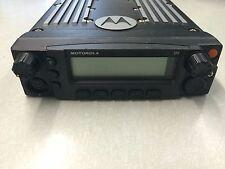 MOTOROLA XTL5000 700/800Mhz P25 DIGITAL TRUNKING 9600bps PHASE-I MOBILE RADIO