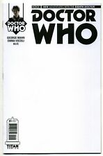 Titan Doctor Who (8th Doctor) #1 BLANK Sketch Cover Variant -