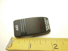 Carling cruise control rocker switch cover