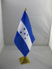 Honduras Table Desk Flag