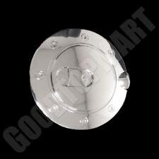 For GMC Yukon 1992-1999 Silver Chrome Gas Door Cover 92 93 94 95 96 97 98 99