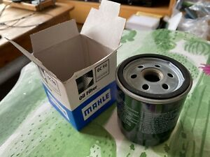 MAHLE Screw-on Oil Filter OC 96 Alfa, Maserati V6, Karif, QP 2.8 , 425, 222 etc