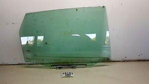 03-08 Pontiac Vibe Hatchback RR RH Door Power Window Glass Clear OEM