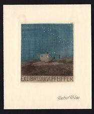 44)Nr.176- EXLIBRIS - Hubert Wilm