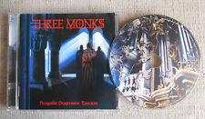 Three Monks – Neogothic Progressive Toccatas Etichetta: Black Widow -  CD