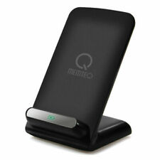 MEMTEQ Fast Qi Wireless Charger Charging Pad Stand Dock for Samsung Galaxy