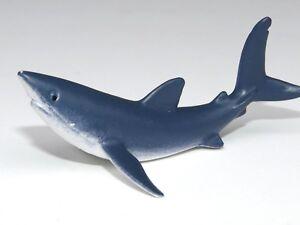 "Realistic Detailed Hand Painted Mako Shark Safari 3"" PVC Toy Figure"