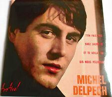"""MICHEL DELPECH - CD SINGLE """"EP"""" """"CHEZ LAURETTE"""" - NEUF SOUS BLISTER"""
