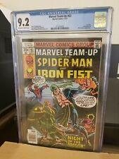 Marvel Team-Up #70 CGC 9.4