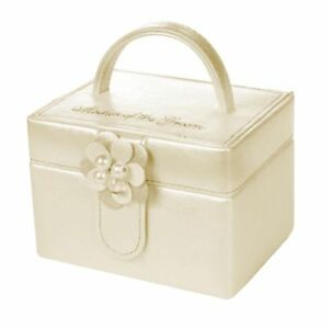 Wedding Day - Jewellery box with Embroidery - Mother of the Groom