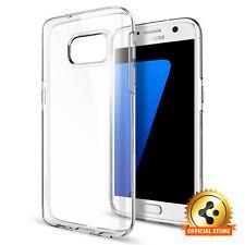 Spigen® [Liquid Crystal] Slim Case Perfect Fit TPU Cover For Samsung