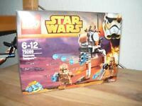 Lego STAR WARS 75089 Geonosis Trooper Battle Pack+OVP/NEU--NEW--