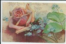 Davidson Bros Posted Collectable Greeting Postcards