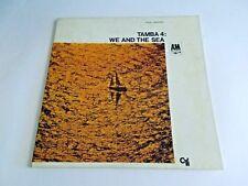 Tamba 4 We And The Sea LP 1968 A&M Gatefold Van Gelder Vinyl Record