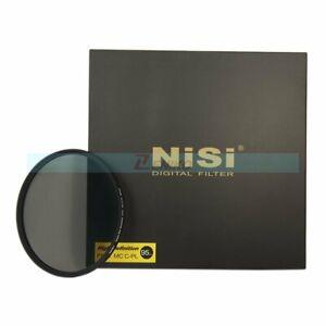 NiSi 95mm Ultra Slim PRO MC Multi Coated AGC Optical Glass CPL Lens Filter