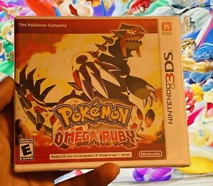 Pokemon Omega Ruby Nintendo 3DS NEW Factory Sealed USA Release Version FAST SHIP