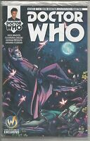 DR WHO #13 TENTH DOCTOR YEAR 2 RARE WIZARD COMIC CON BOX VARIANT SEALED NM