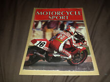 Motorcycle Sport - Issue May 1988 - Motorcycle Magazine