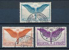 Schweizer Briefmarken mit anderem Prüfzeichen