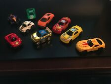 Tiny Cars 2 PULL BACK AND GO 7 PLASTIC CARS Toys