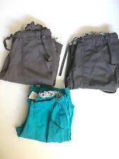Lot of 3-Womens KATHY PETERSON KOI Scrub Pants-Small