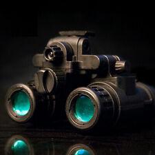 Taktischer Fernglashelm NVG PVS31 Nachtsicht Dummy mit Lichtfunktion