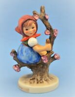 HUMEL GOEBEL GERMANY TMK 6 APPLE TREE GIRL FIGURINE