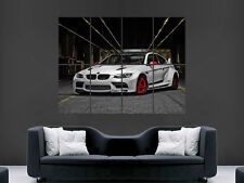 BMW M3  SUPERCAR FAST HOT ART WALL LARGE IMAGE GIANT POSTER