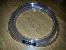 "1/4"" I.D. Clear Vinyl Tubing 10ft. Beverage Transfer Line, Poultry Water System"