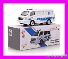 NOV 2018 #52 JBC Jinbei CHINA Shanghai Ambulance 1:64 XCARTOYS