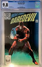 DAREDEVIL #193 (1983) CGC 9.8 NM/MT JANSON-c-a HIGH GRADE TOUGH BLACK-c MARVEL