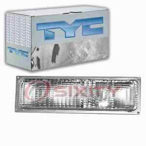 TYC Front Right Turn Signal Parking Light for 1992-1993 GMC C1500 Suburban vt