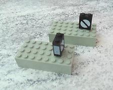 LEGO Eisenbahn 12V 12 Volt - 2 manuelle Schalter/Umschalter für Weiche 7856