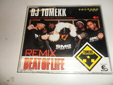 Cd   DJ Tomekk feat.  Ice-T,  Sandra Nasic &  Trigga Tha Gambla  – Beat Of Lif