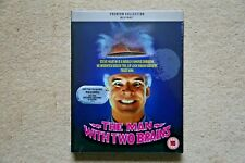 BLU-RAY THE MAN WITH TWO BRAINS  PREMIUM EXCLUSIVE EDITION NEW SEALED UK STOCK