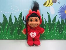 "Valentine Hot Stuff Devil - 5"" Russ Troll - New Store Stock"