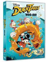 DUCKTALES WOO-OO! DISNEY DVD film NUOVO italiano
