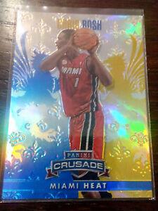 2013-14 Panini Crusade Blue Chris Bosh #258