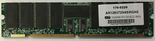 1GB PC133 Memory ECC SDRAM 168 pin Registered Low Profile DIMM FOR SERVERS ONLY