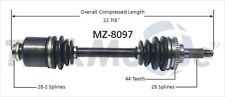 For Ford Probe Mazda 626 MX-6 2.0 2.5 Front Pass Right CV Axle Shaft SurTrack