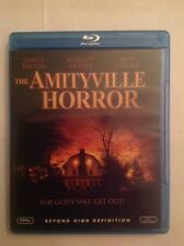 The Amityville Horror (Blu-ray Disc, 2009, Checkpoint; Sensormatic; Widescreen)