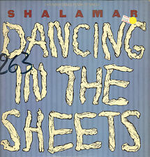 SHALAMAR - Dancing In The Sheets - 1984 Columbia Usa - 44-04949