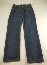 Alpinestars Mens Straight Blue Denim Jeans Tag 32 (actual 30x32)   w5