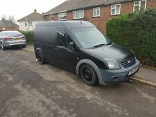 ford transit connect camper van day van modified