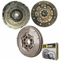 CLUTCH KIT AND LUK DUAL MASS FLYWHEEL FOR FORD MONDEO HATCHBACK 2.2 TDCI
