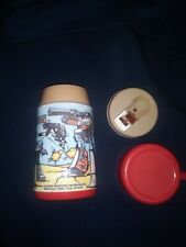 Vintage Transformers Thermos Complete With Lid Alladin USA 1984
