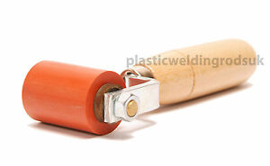 40mm Silicon Seam Hand Pressure Roller - Single Ply PVC/TPO & Flat Roofing EPDM