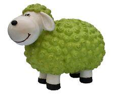 Figurine décorative mouton Andy vert multicolore décoration non seulement