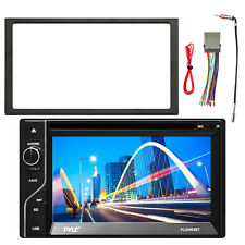 6.5'' Touchscreen MP3/USB AM/FM Bluetooth Radio, Dash Kit, Harness, Adapter