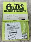 1/10 BRP (Bud's Racing Products #5245) Wing Wire Horizontal Mounting Kit (NOS)